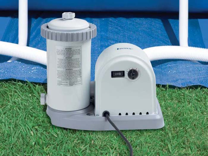 Фильтр-насос для бассейна Intex, 1500гал/час, 220В