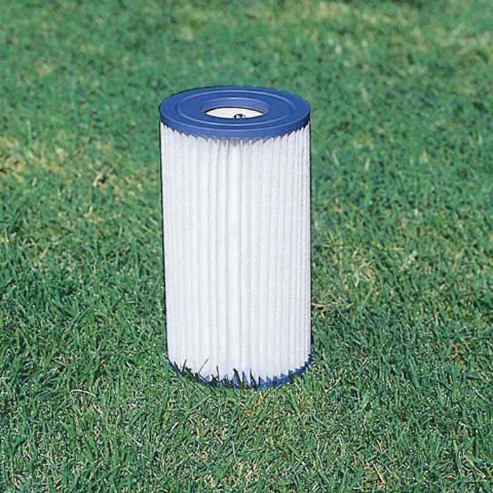 набор катриджей для фильтра Intex, 2 шт картриджный фильтр насос intex 56636 28636 krystal clear с таймером