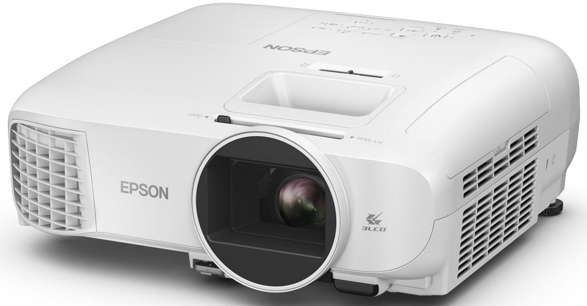 Мультимедийный проектор Epson EH-TW5600, White