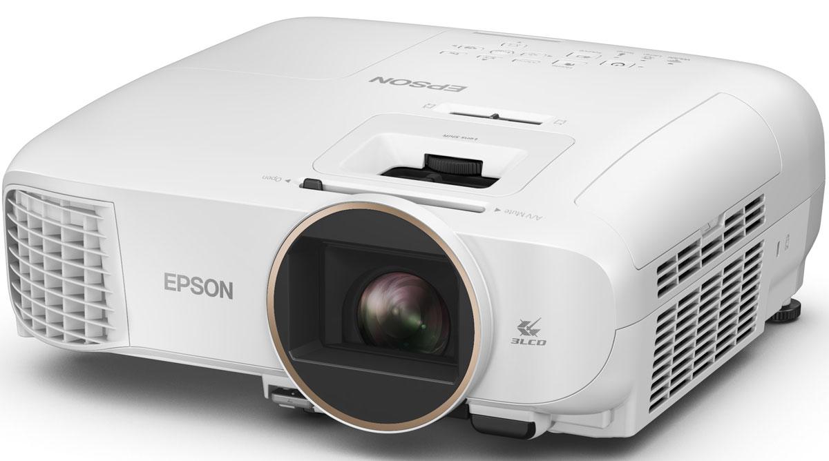 Мультимедийный проектор Epson EH-TW5650, White