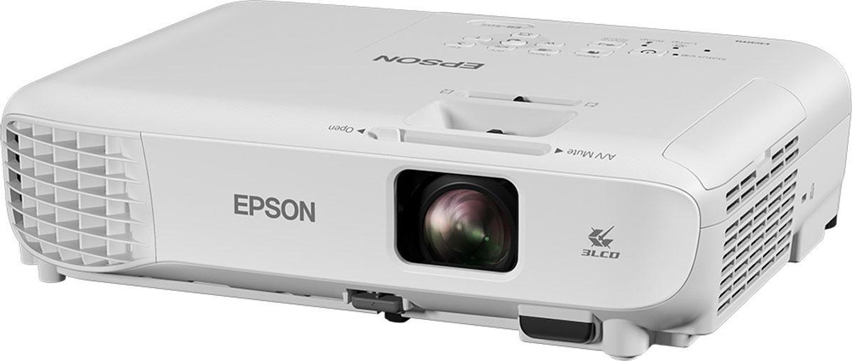 Проектор Epson EB-S05, White