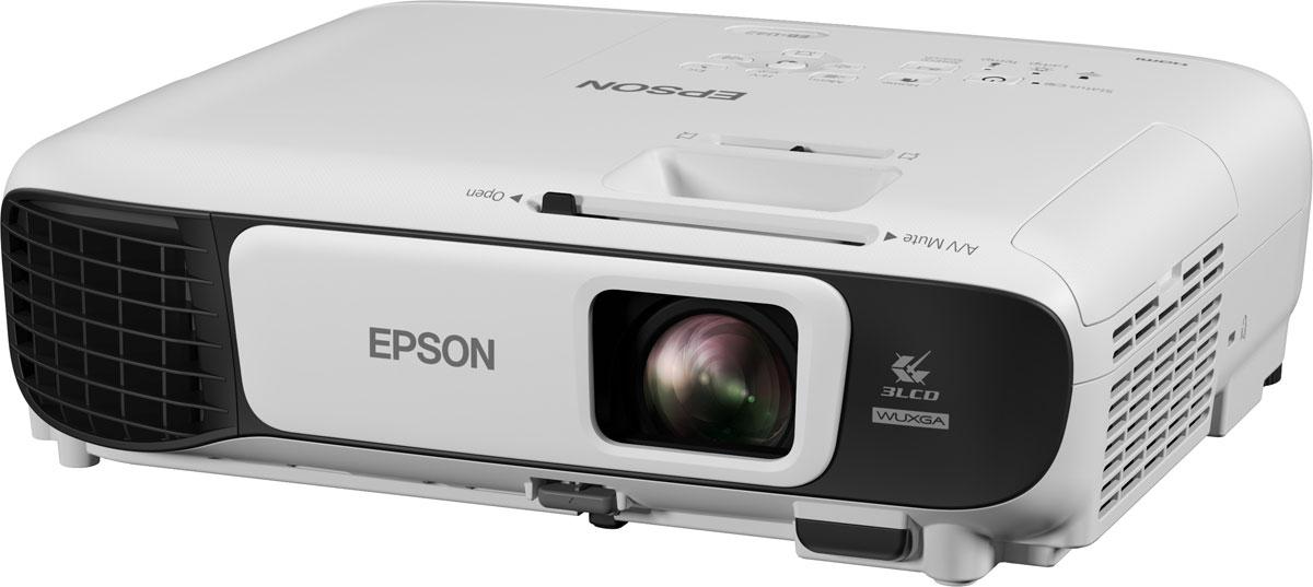 Проектор Epson EB-U42, White