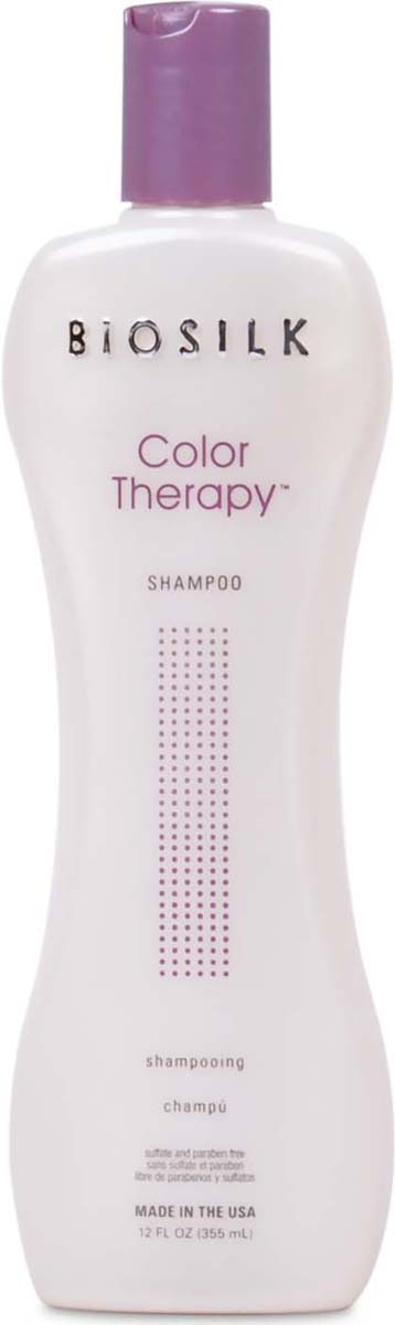 Biosilk Шампунь Color Therapy, 355 мл biosilk увлажняющий шампунь 355 мл
