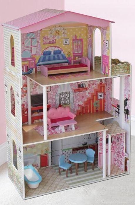 Lanaland Дом для кукол Милан lanaland деревянная кухня lanaland верона