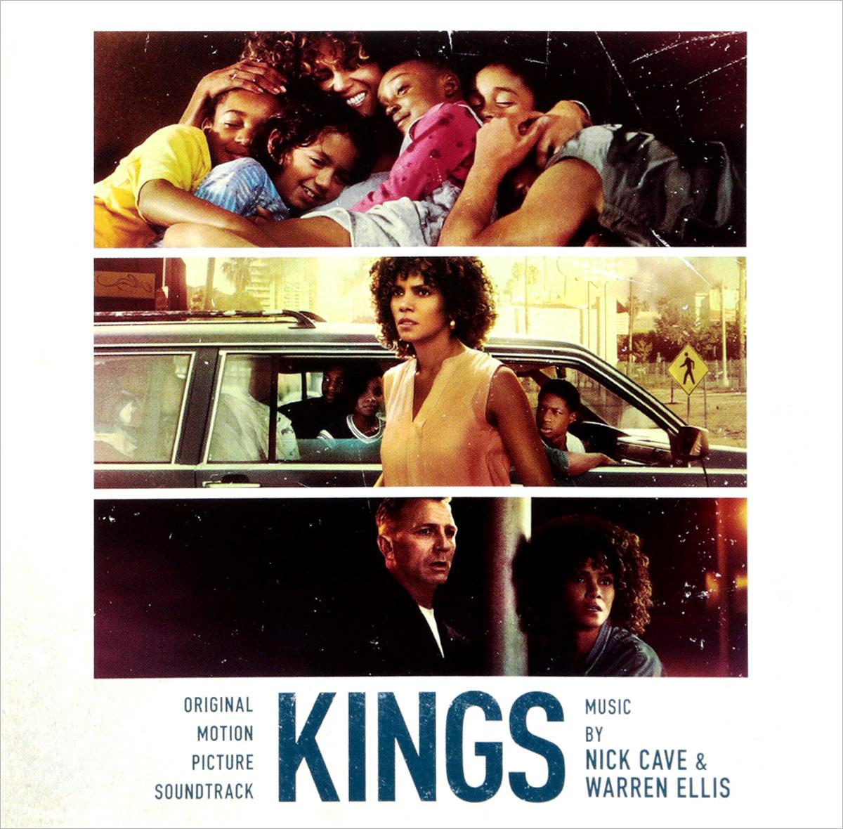 Nick Cave & Warren Ellis - Kings виниловая пластинка nick cave ellis warren kings ost