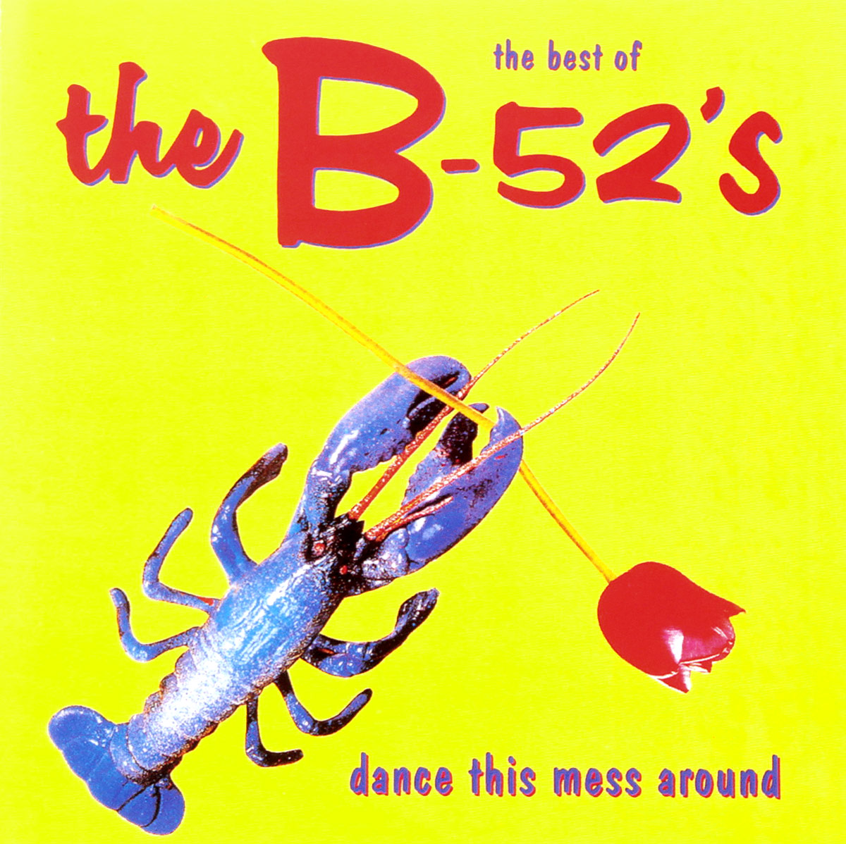 Фото - The B-52's The B-52's. The Best Of (CD) the b 52 s the b 52 s the best of cd
