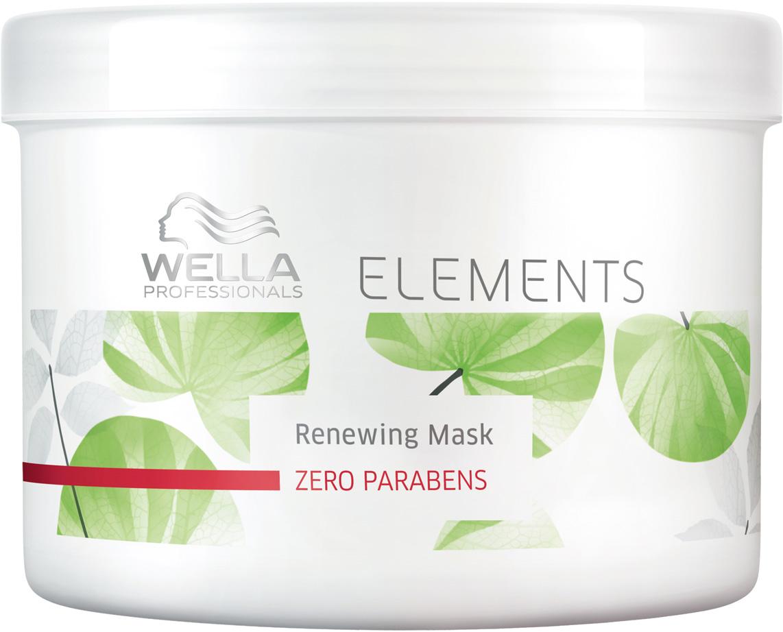 Wella Professionals Elements - Обновляющая маска 500 мл