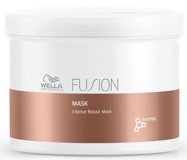 Wella Professionals Fusion Mask - Интенсивно восстанавливающая маска 500 мл