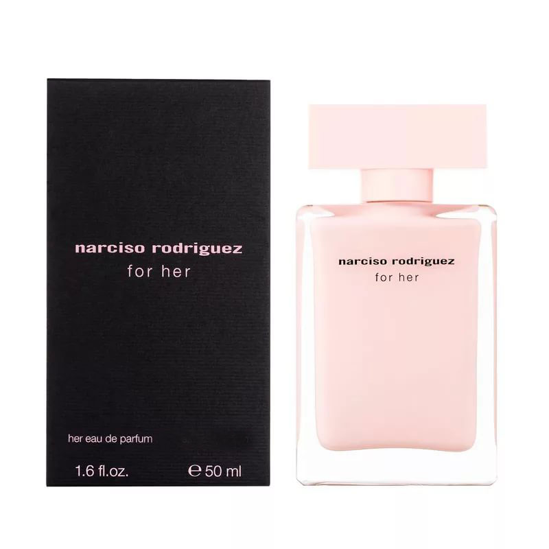 Narciso Rodriguez For Her 50 мл narciso rodriguez for her in color