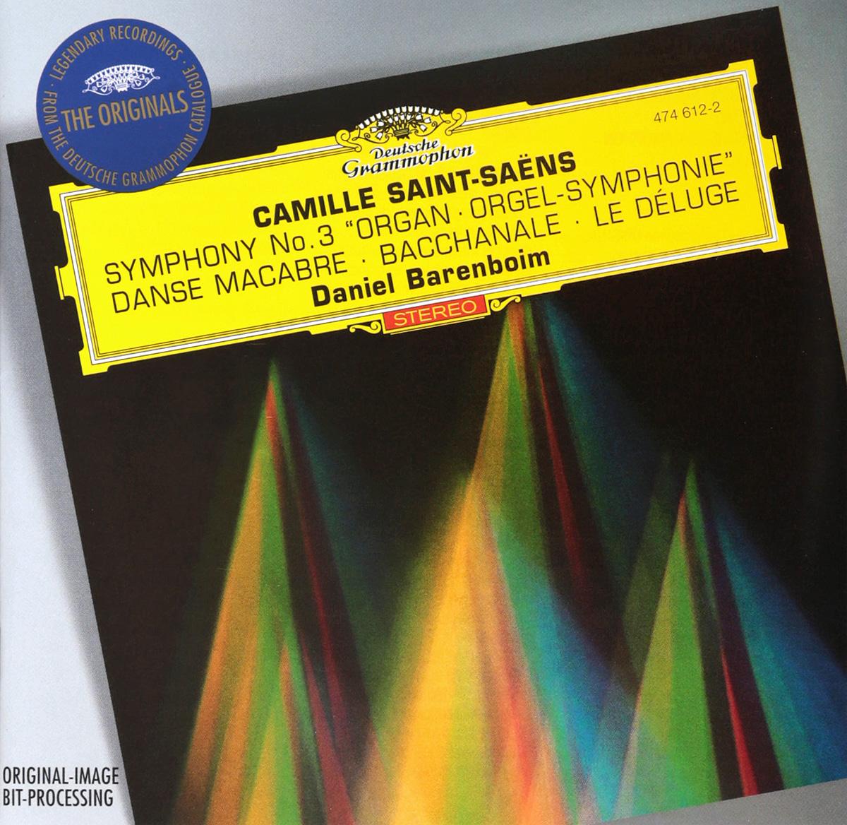все цены на Дэниэл Баренбойм Daniel Barenboim. Saint-Saens. Symphony No.3. Bacchanale. Danse Macabre онлайн