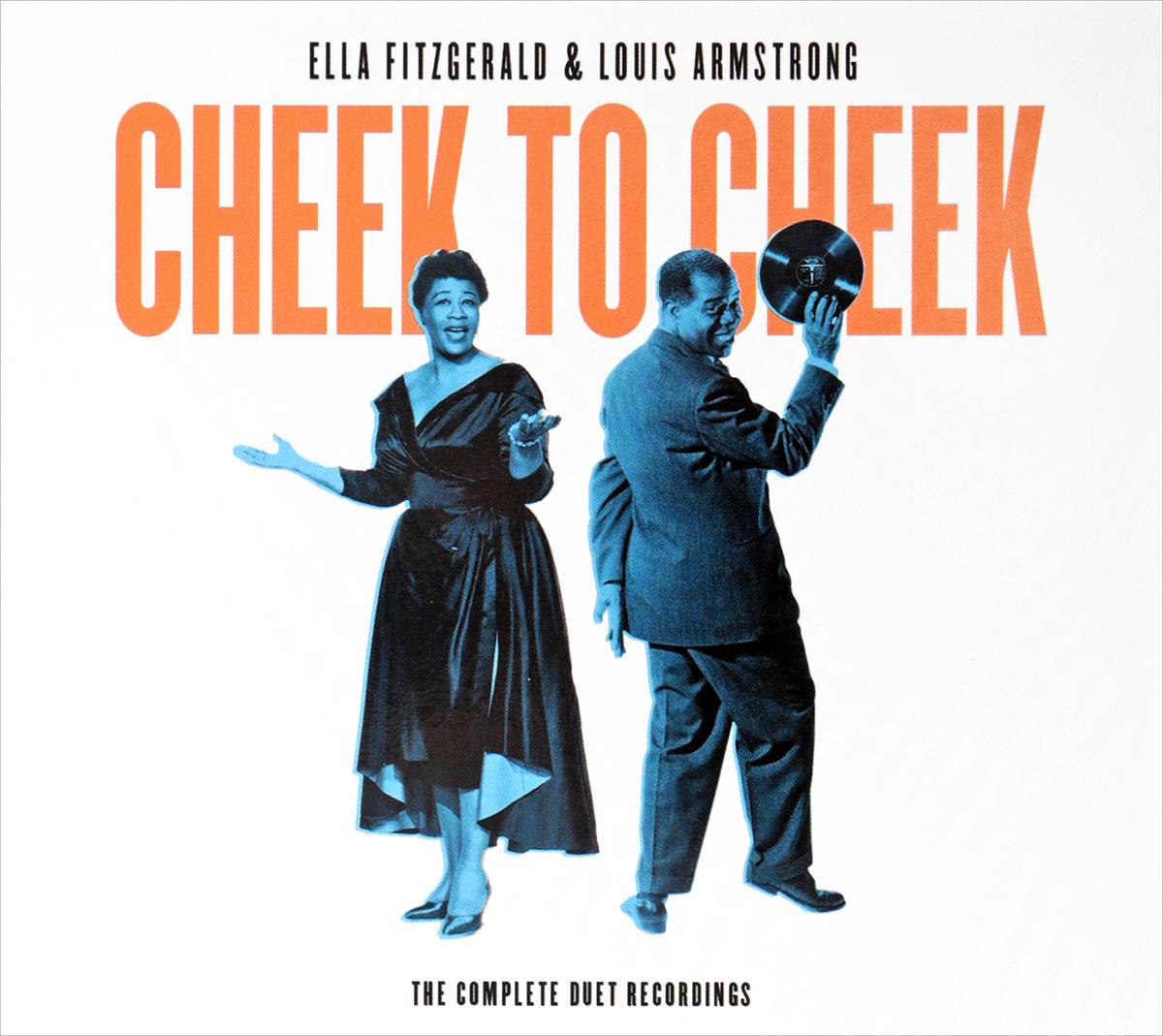 Ella Fitzerald,Louis Armstrong Ella Fitzerald & Louis Armstrong. Complete Duet Recordings (4 CD) сабо ella ella el023awebb89