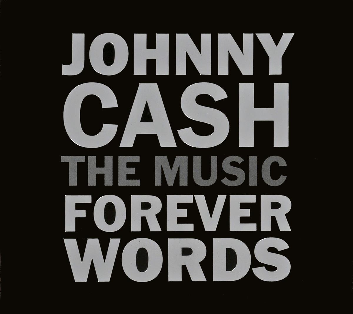 лучшая цена Джонни Кэш Johnny Cash: Forever Words
