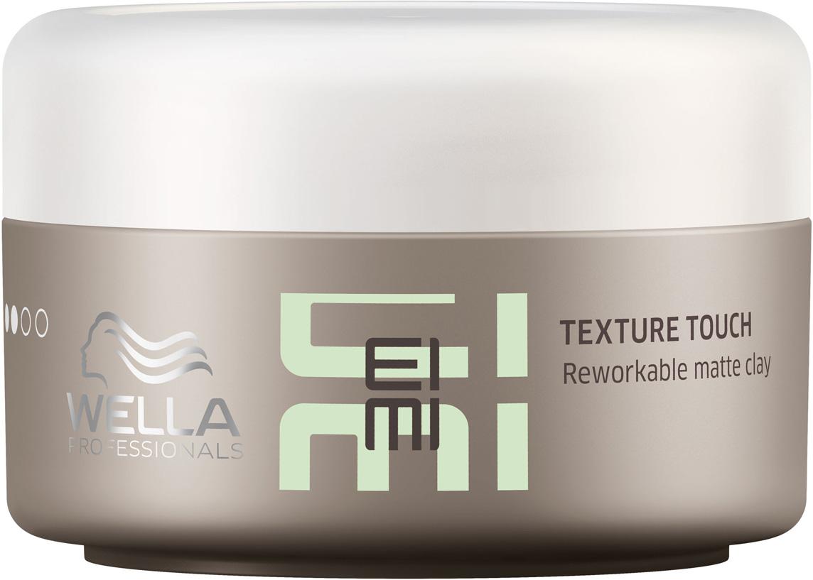 Wella Матовая глина-трансформер EIMI Texture Touch, 75 мл мусс wella professionals root shoot eimi 75 мл travel