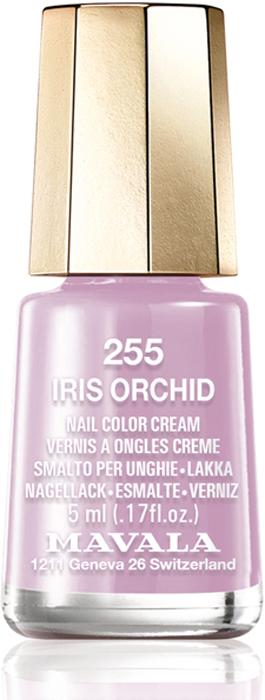 Mavala Лак для ногтей Iris Orchid основа под лак mavala 002 5 мл