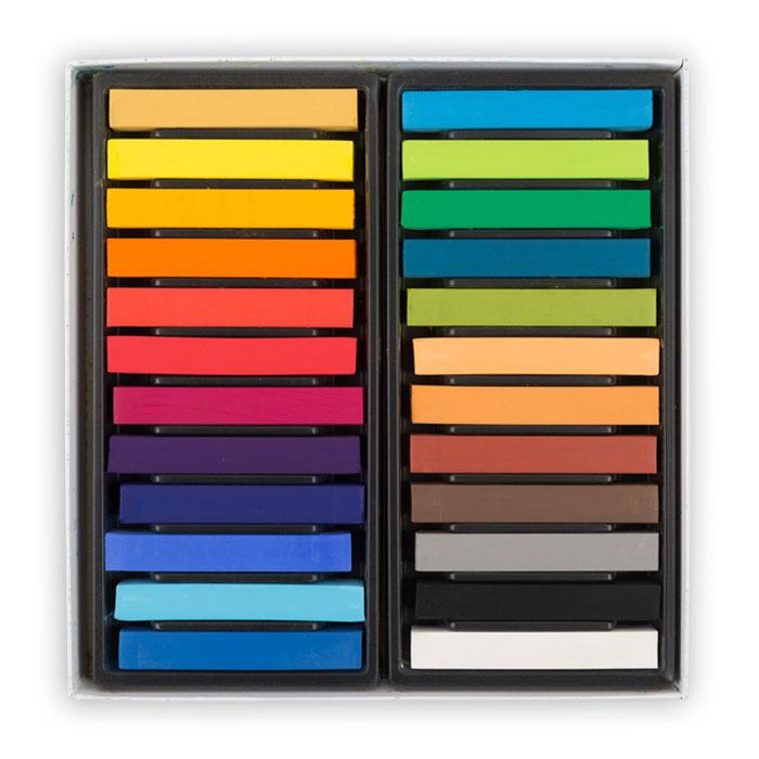 Vista-Artista пастель художественная 24 цветов
