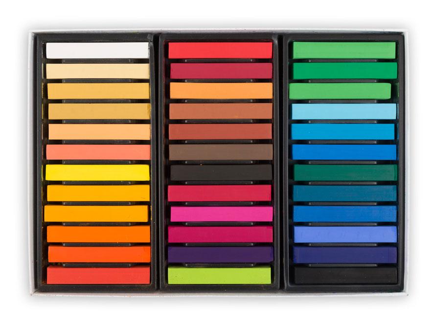 Vista-Artista пастель художественная 36 цветов