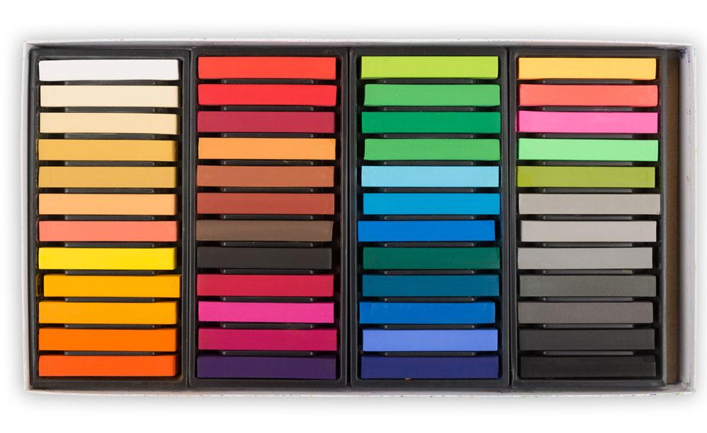 Vista-Artista пастель художественная 48 цветов