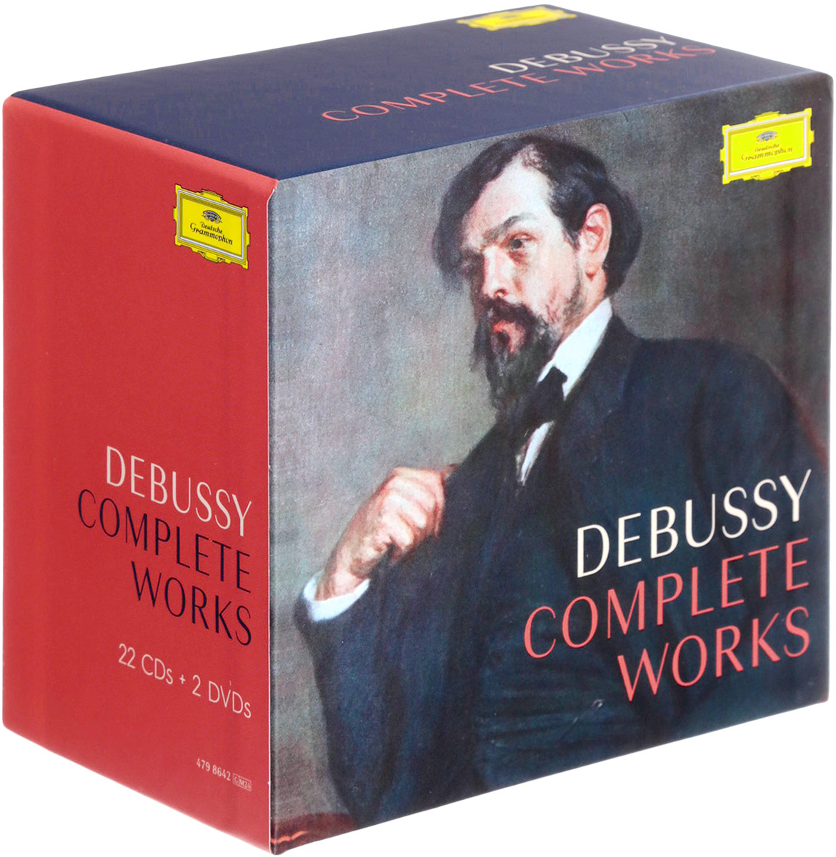 Debussy. Complete Works (24 CD) nowley 8 6216 0 5