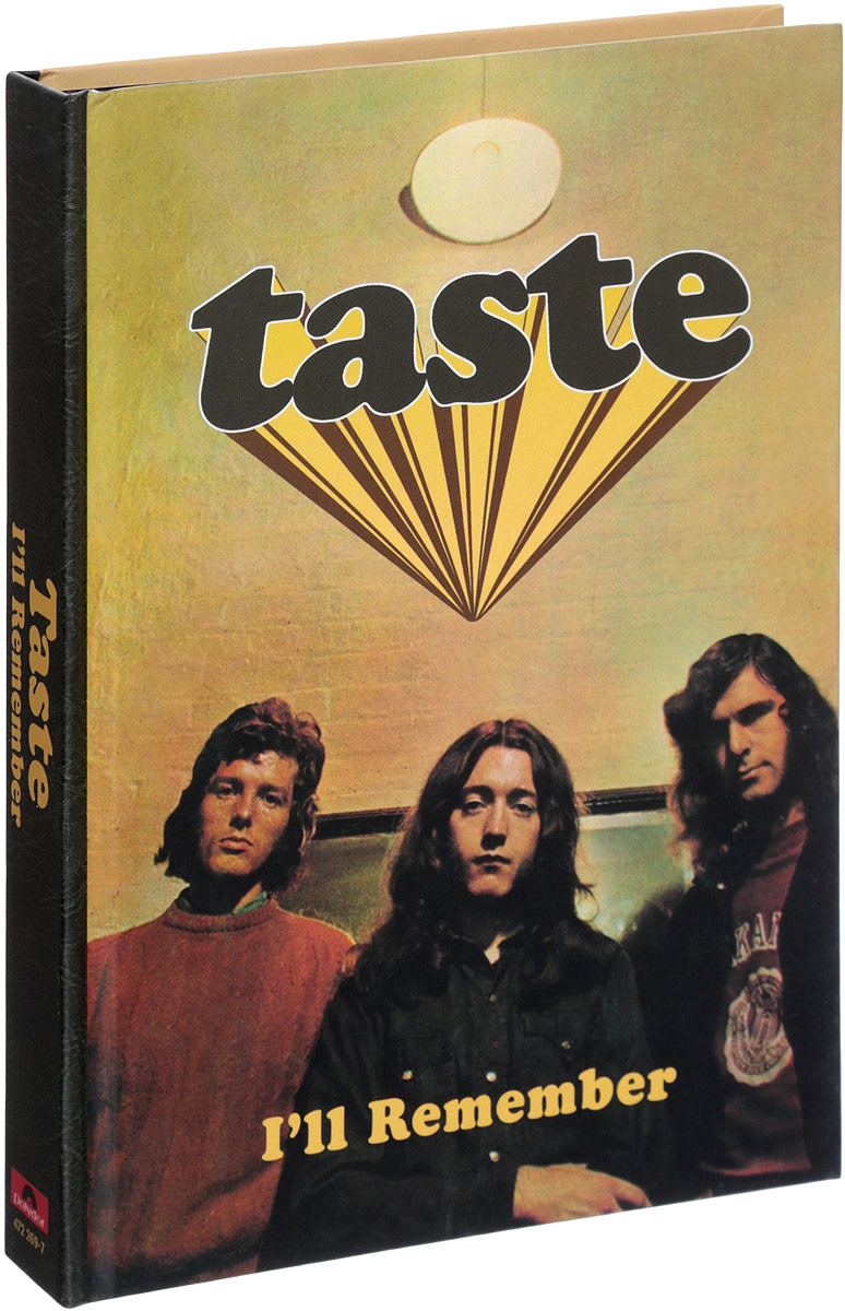 The Taste Taste. I'll Remember (4 CD) the taste taste taste lp
