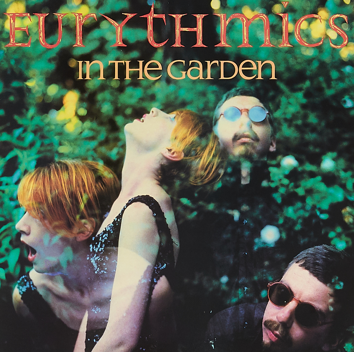 Eurythmics Eurythmics. In The Garden (LP) eurythmics eurythmics greatest hits 2 lp