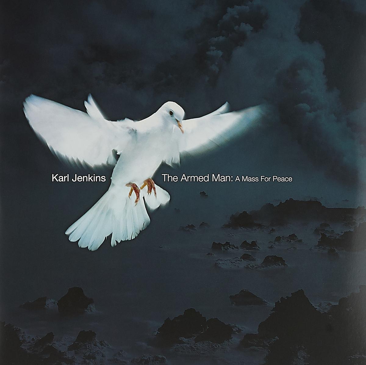 Карл Дженкинс Karl Jenkins. The Armed Man: A Mass For Peace (2 LP) paul jenkins eddie campbell jamie delano john constantine hellblazer volume 9 critical mass