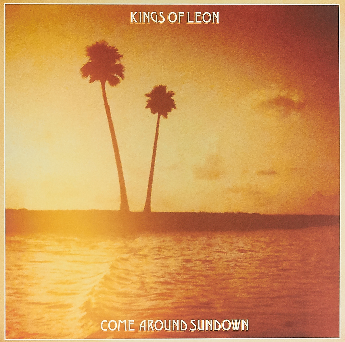 Kings Of Leon Kings Of Leon. Come Around Sundown (2 LP) kings of leon kings of leon mollys chambers red morning light 7