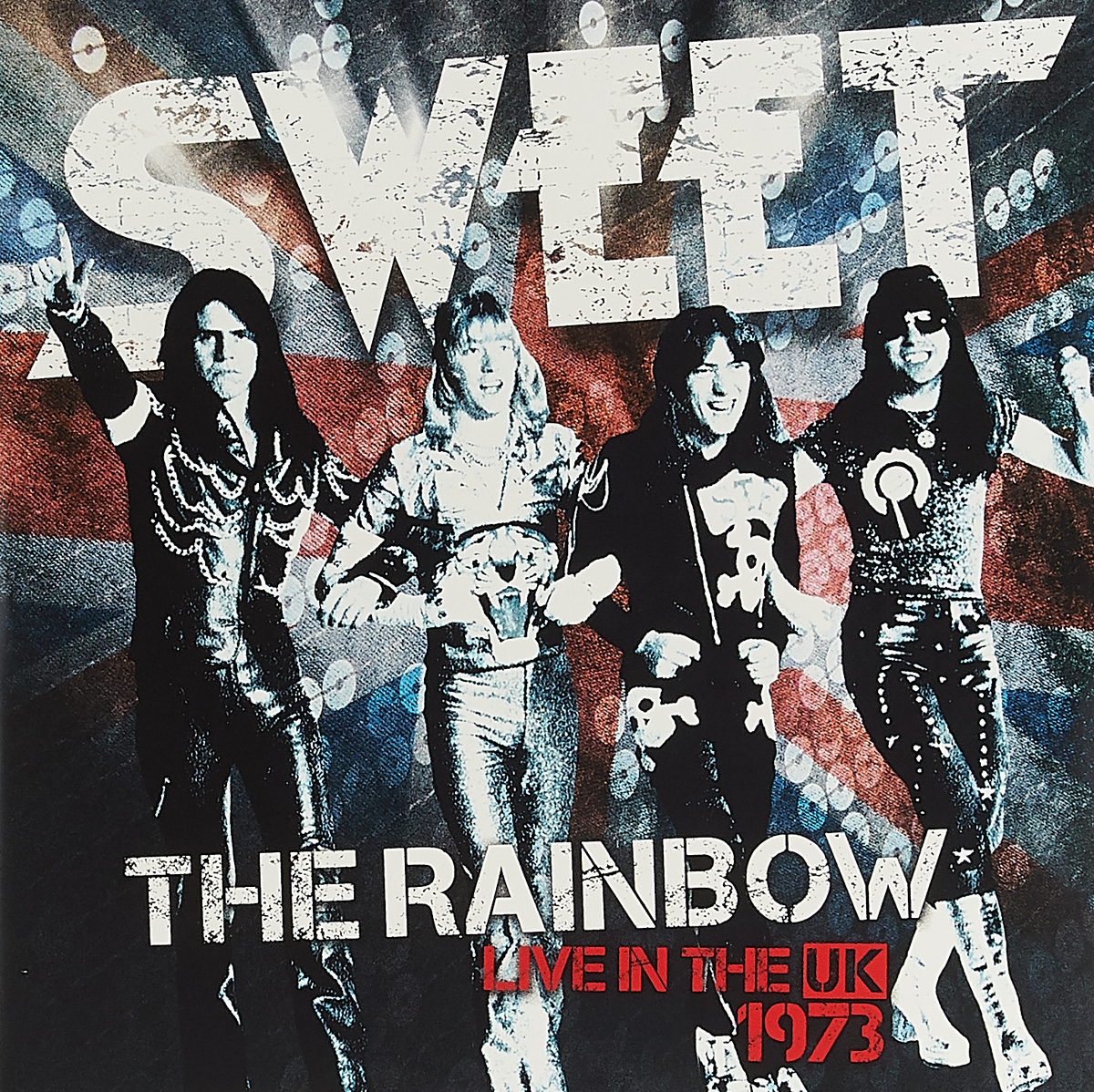 Sweet Sweet. The Rainbow (Sweet Live In The UK) (New Vinyl Edition) (2 LP) sweet sweet off the record 180 gr