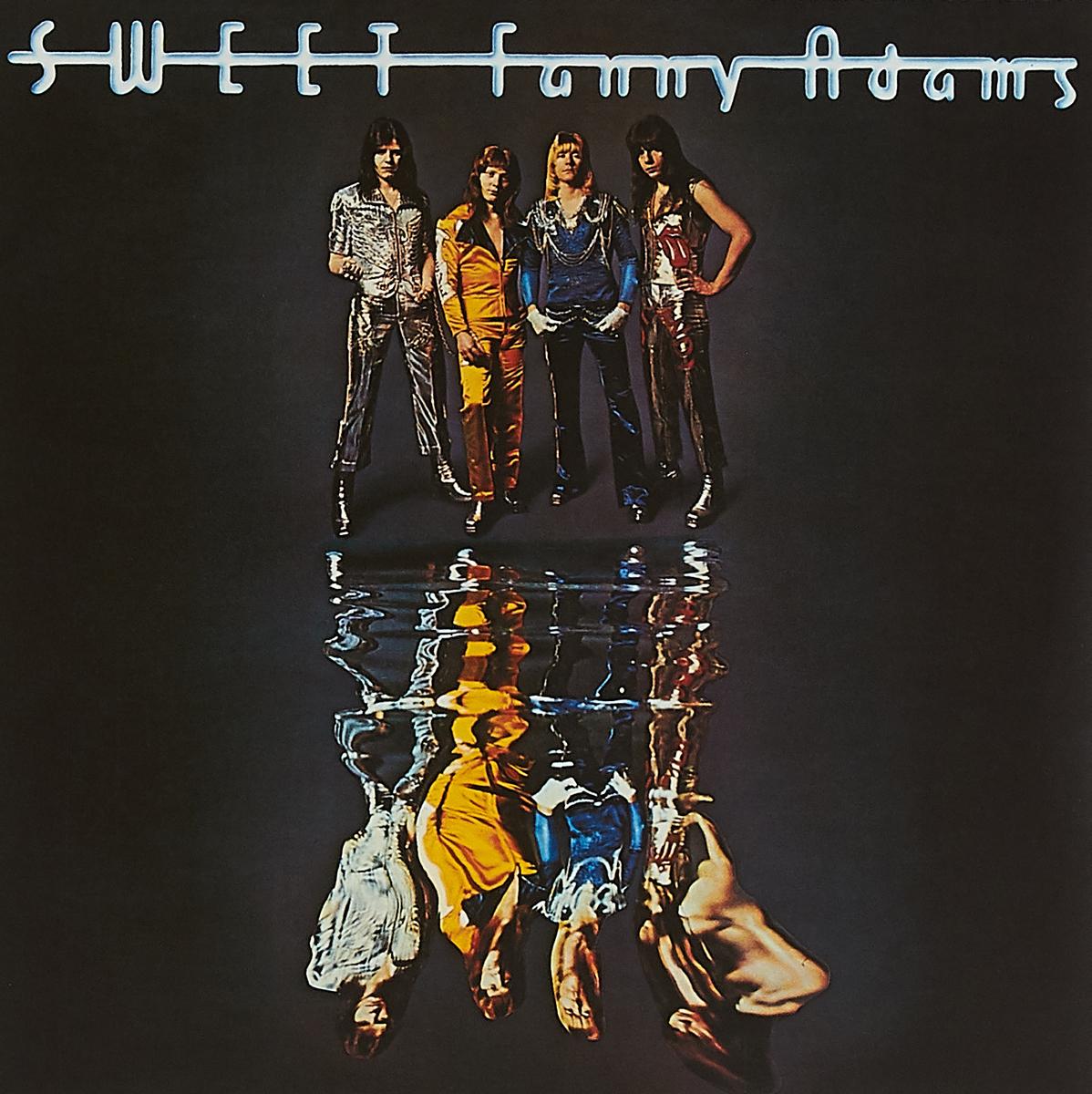 Sweet Sweet. Sweet Fanny Adams (New Vinyl Edition) (LP) sweet sweet give us a wink new vinyl edition lp