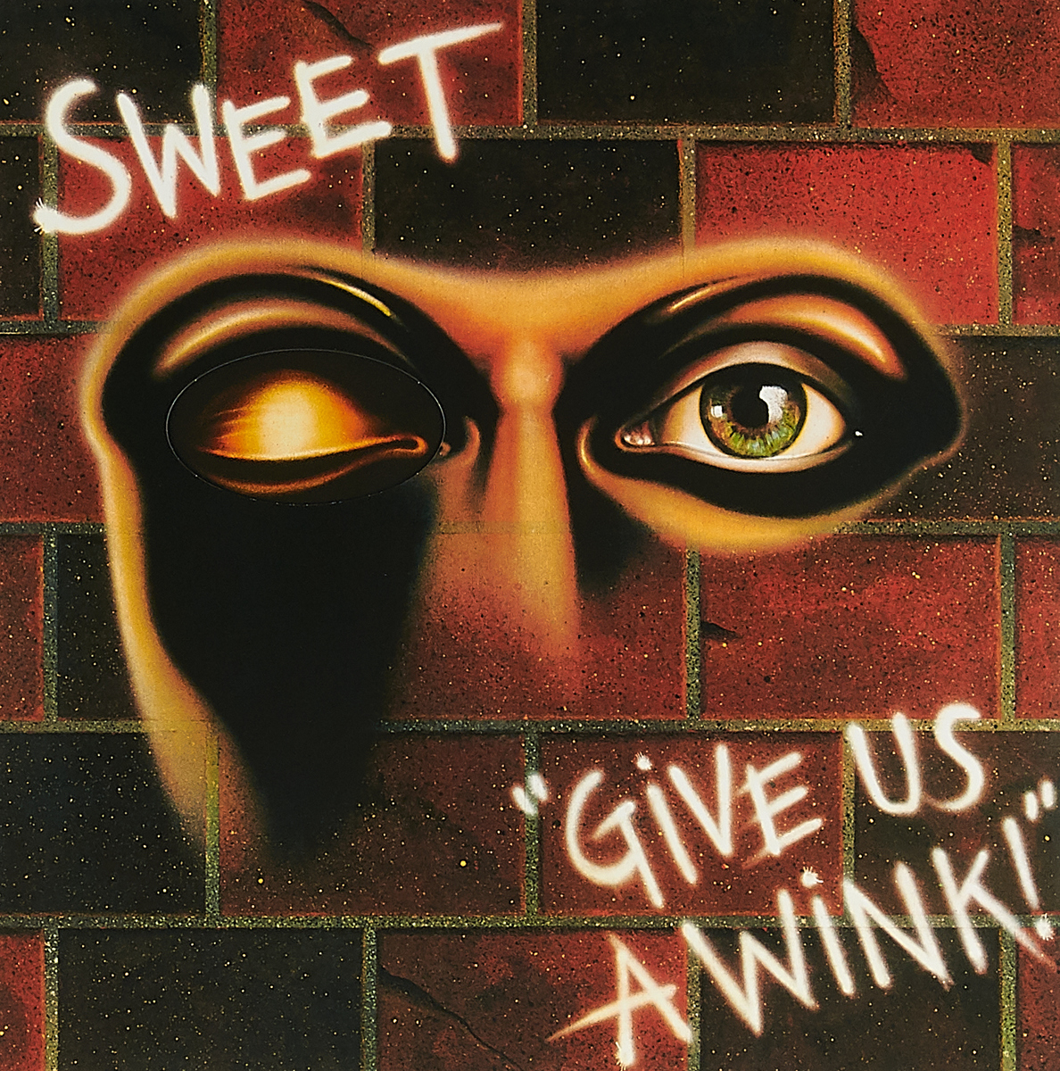 Sweet Sweet. Give Us A Wink (New Vinyl Edition) (LP) wink подвесная люстра wink n2748 5