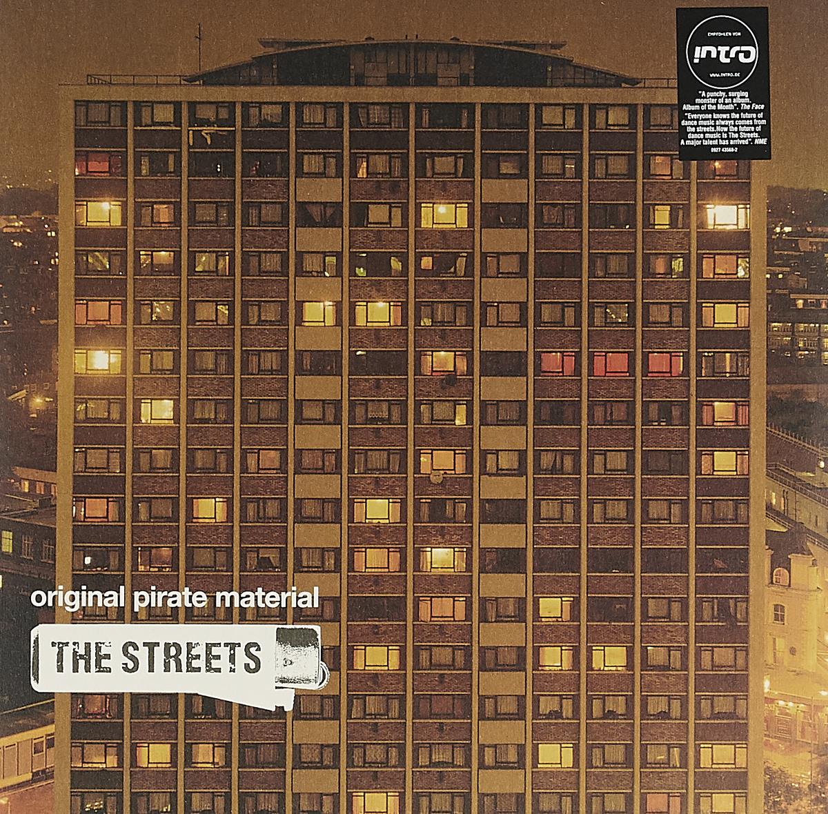 The Streets The Streets. Original Pirate Material (2 LP) living in the streets 2 2 lp