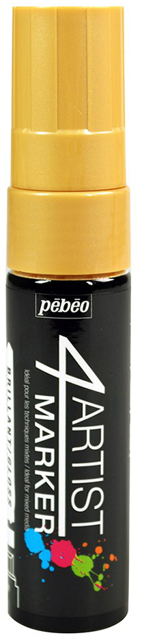 Pebeo Маркер художественный 4Artist Marker цвет медный 580356