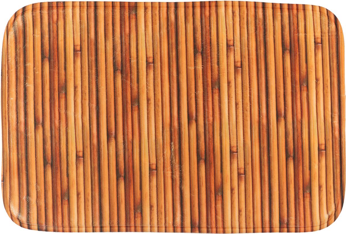 Коврик для ванной Fresh Code Бамбук, в ассортименте, 40 х 60 см коврик для ванной fresh code бамбук 40 х 60 см цвет песочный