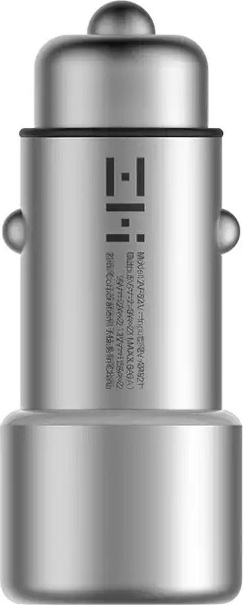 ZMI AP821, Silver автомобильное зарядное устройство cnc