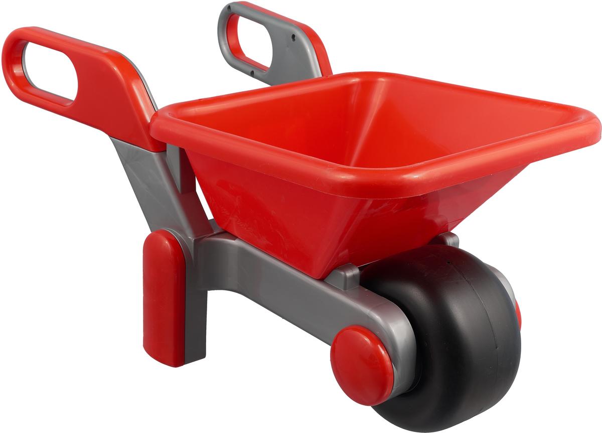 Полесье Игрушка для песочницы Тачка №4, цвет в ассортименте
