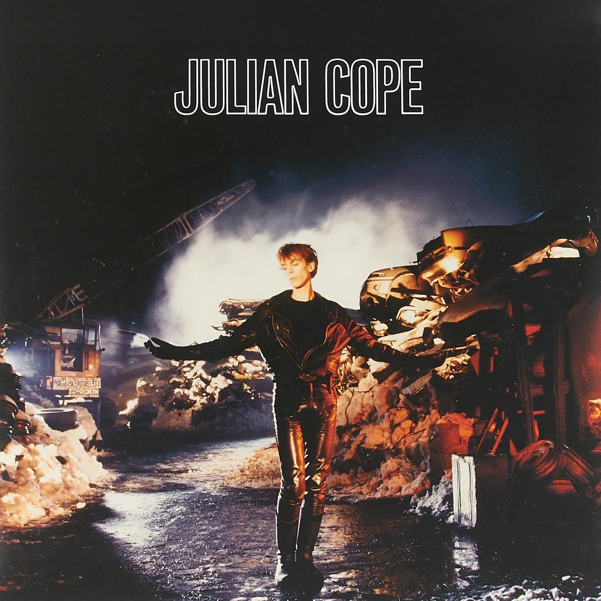 Julian Cope. Saint (LP)