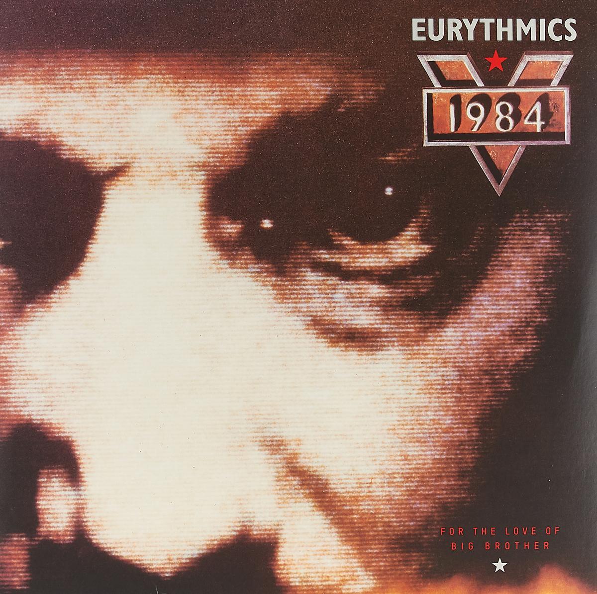 Eurythmics Eurythmics. 1984 (LP) eurythmics eurythmics greatest hits 2 lp