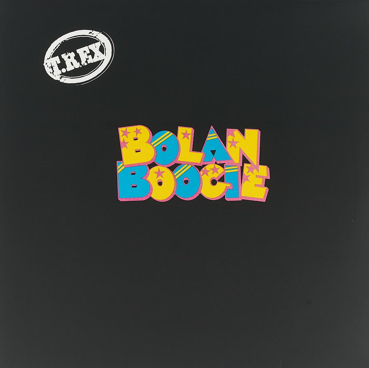 T. Rex T. Rex. Bolan Boogie (LP) наклейки для страниц t rex