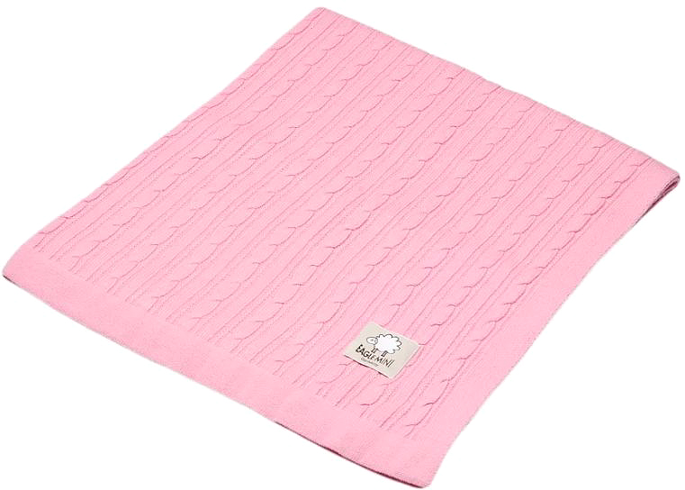 Eagle Плед детский Max цвет розовый 75 х 100 см плед детский cozy home сhicca цвет розовый 70 х 100 см