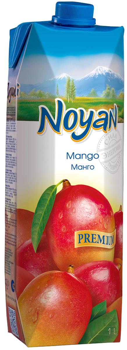 Noyan Манго нектар Premium, 1 л