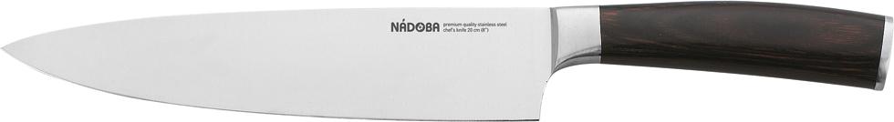 Нож поварской Nadoba Dana, длина лезвия 20 см нож поварской nadoba keiko 20 5 см
