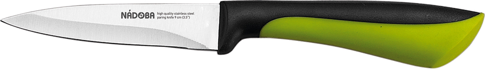 Нож для овощей Nadoba Jana, длина лезвия 9 см нож для овощей nadoba marta длина лезвия 9 см