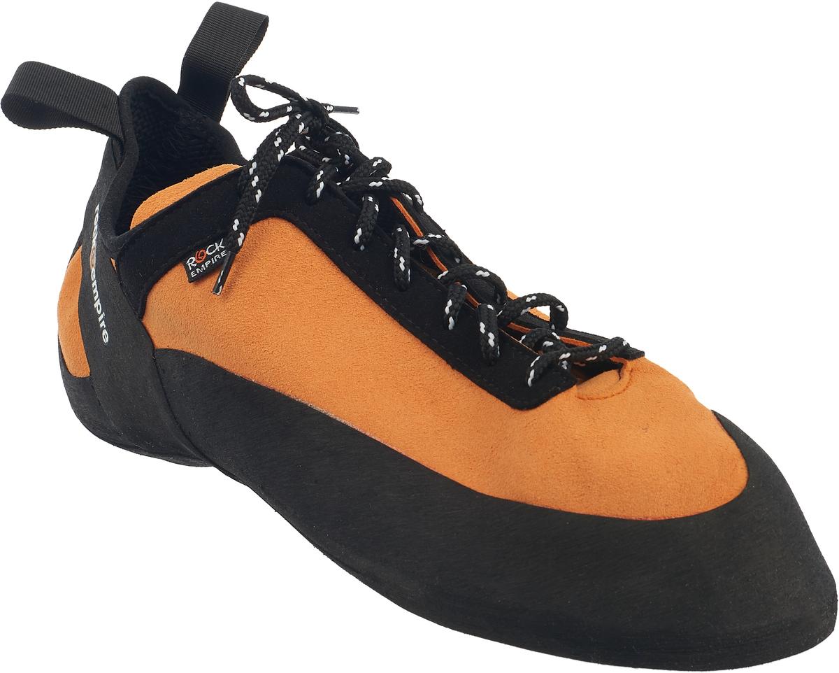 Скальные туфли Rock Empire Shogun, цвет: оранжевый. Размер 47