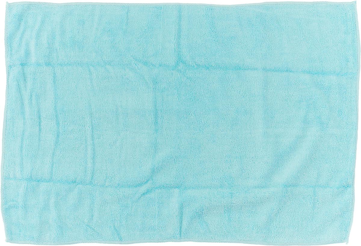 Коврик для ванной Fresh Code Эконом, 40 х 60 см цвет: голубой70413_голубойКоврик для ванной Fresh Code Эконом, 40 х 60 см цвет: голубой