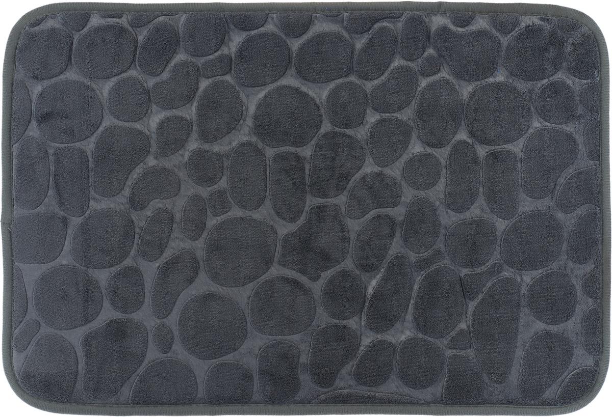 Фото - Коврик для ванной Fresh Code Камни, 40 х 60 см цвет: серый рюкзак code code co073bwbyzk6