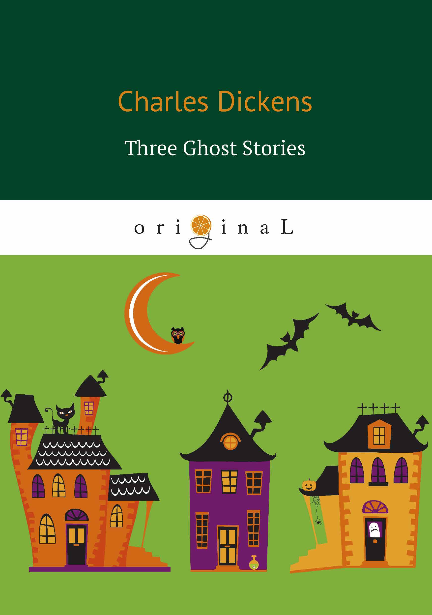 Charles Dickens Three Ghost Stories charles dickens dickens christmas stories for children