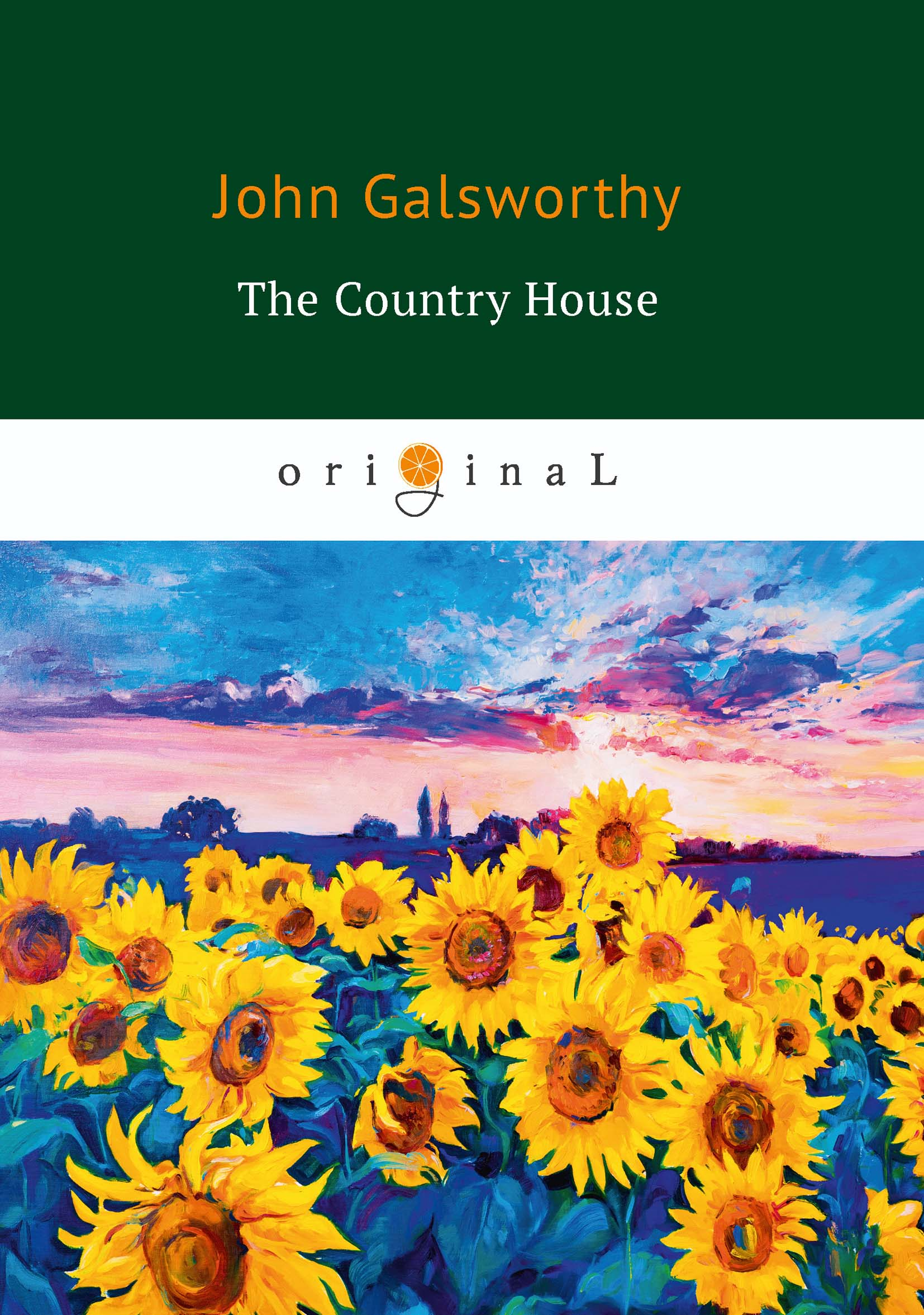 John Galsworthy The Country House цена