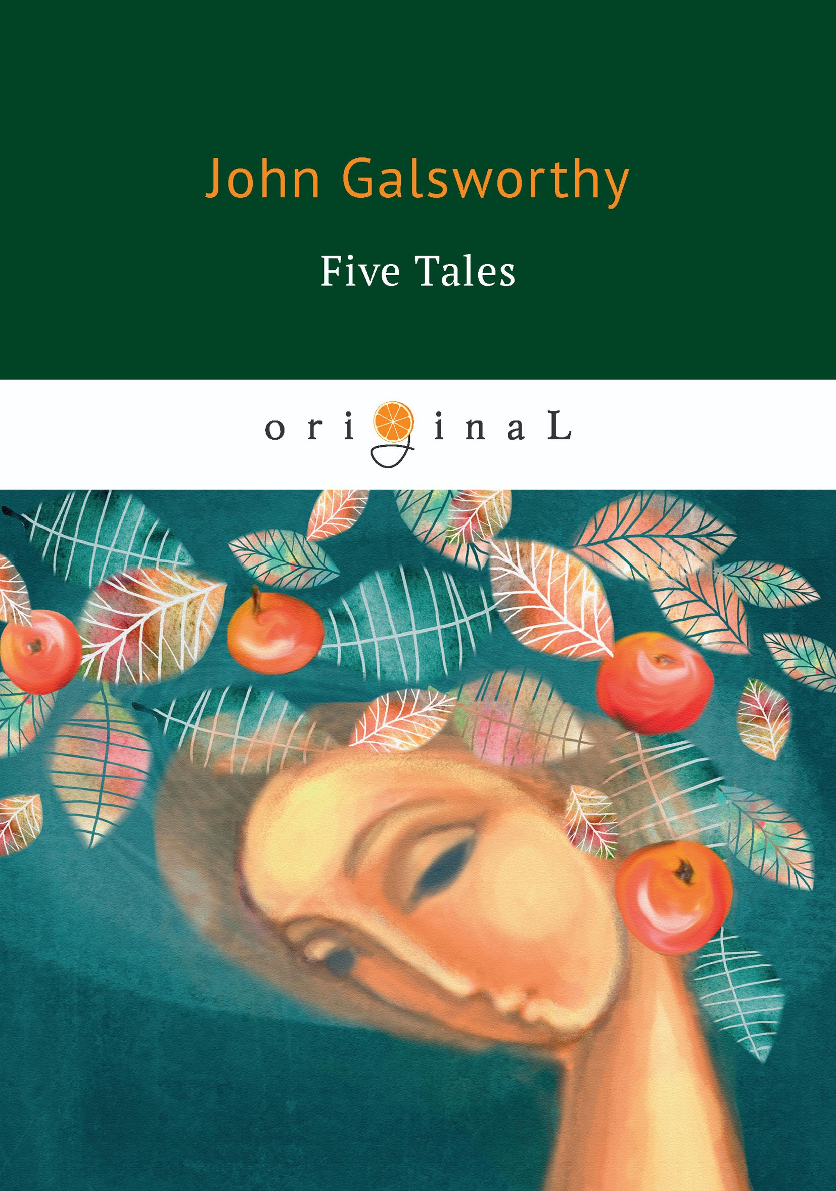 John Galsworthy Five Tales manara library volume 1 indian summer and other stories