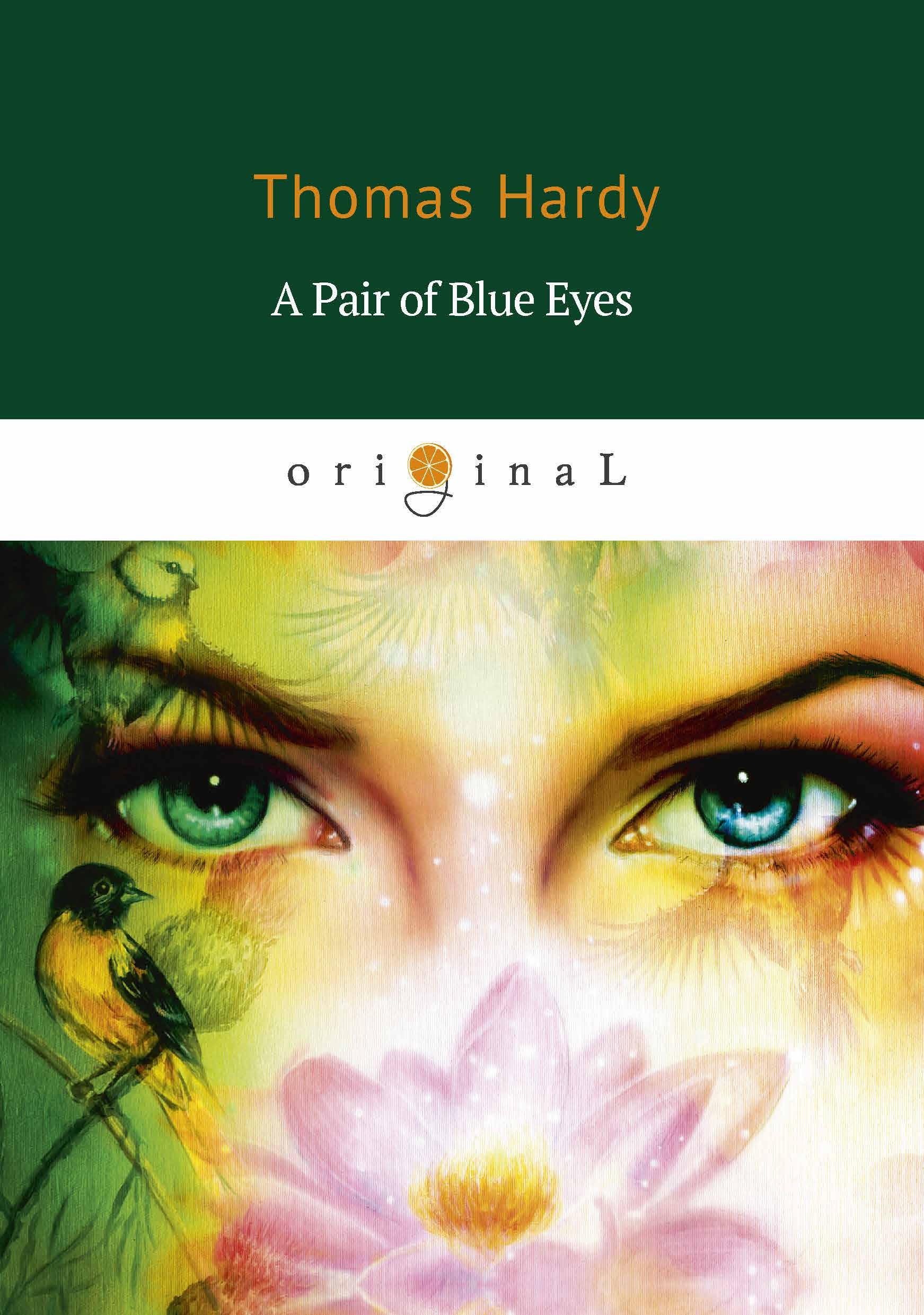 Thomas Hardy A Pair of Blue Eyes thomas hardy the romantic adventures of a milkmaid