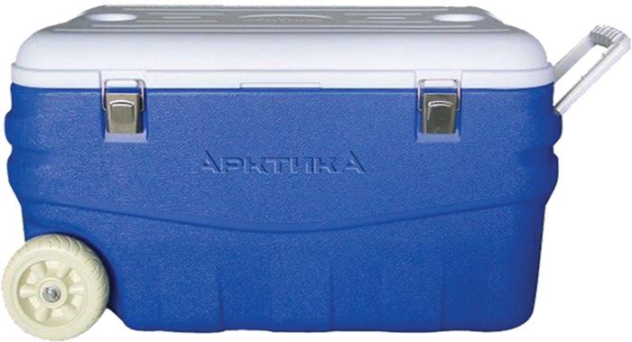 Фото - Контейнер Арктика, цвет: белый, синий, 80 л аккумулятор арктика холода 0 7л