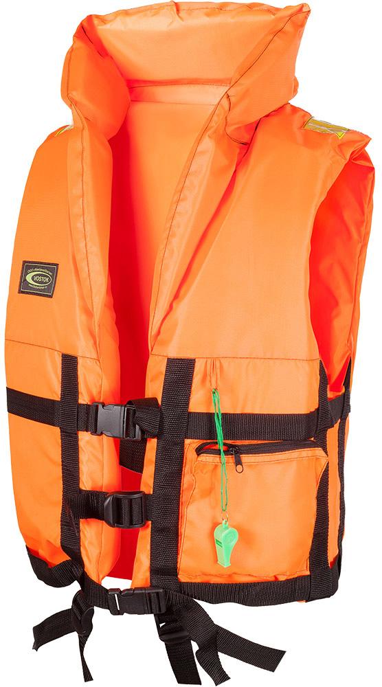Жилет спасательный Восток ПР, цвет: оранжевый. sp_pr-233. Размер 66/70